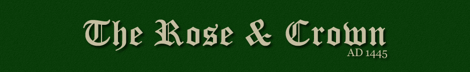 Rose & Crown Logo